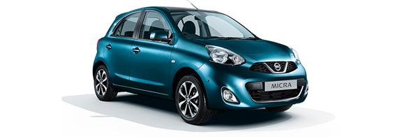 Sé de los primeros en descubrir el nuevo y elegante Nissan Micra
