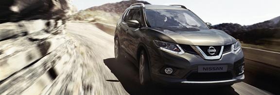 De nieuwe Nissan X-TRAIL wordt gelanceerd in 2014