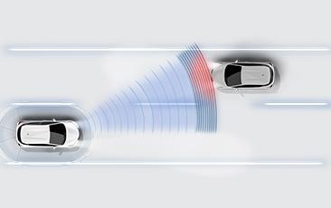 Assistência das luzes de estrada da Nissan