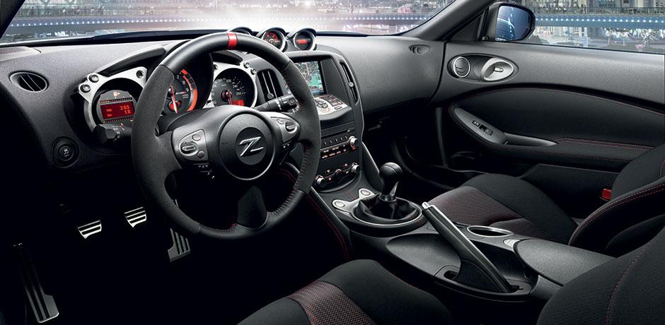 Nissan 370z Lenkrad