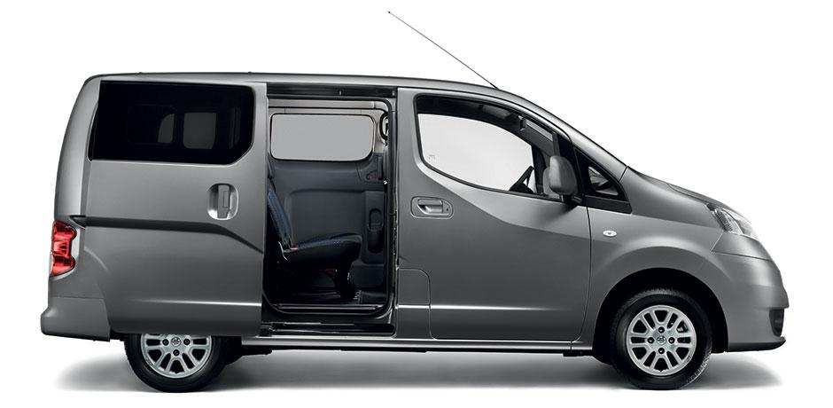 Nissan Evalia Nissan Corporate Sales
