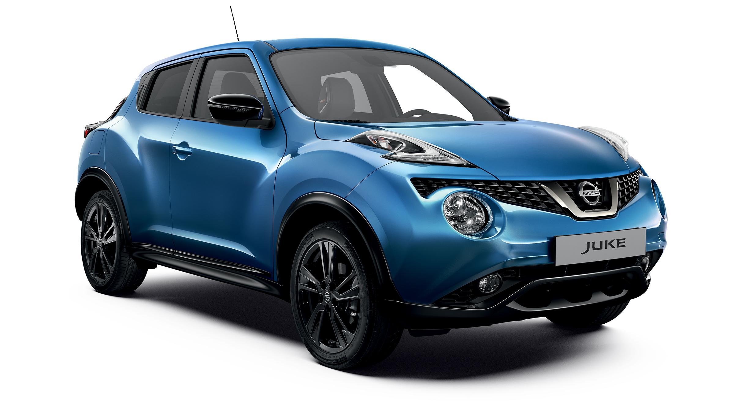 Imagem do Nissan JUKE 2018