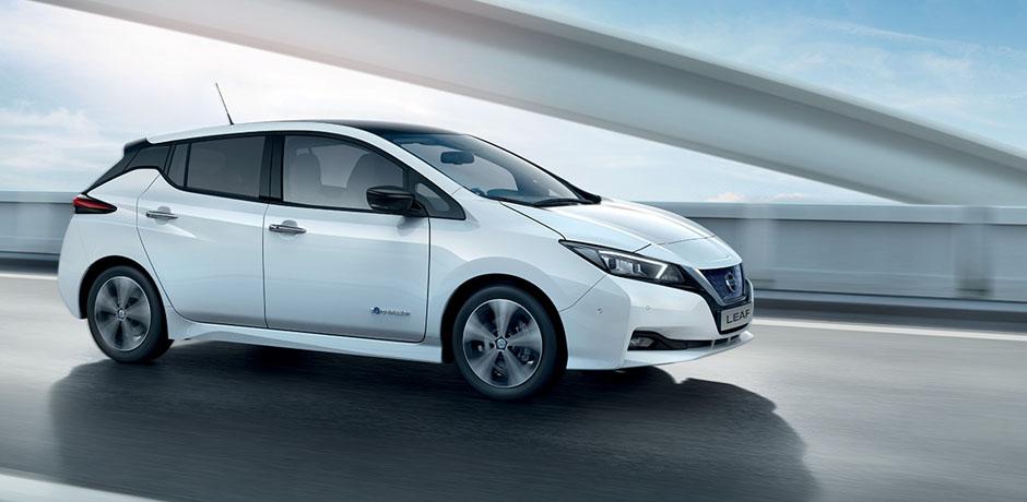 Auto aziendale: Nuova Nissan LEAF