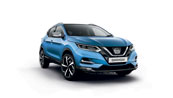 New Nissan Qashqai for your business fleet