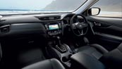 New Nissan X-Trail for your fleet - Exterior deign