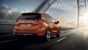 Vehículo de empresa: Nuevo Nissan X-TRAIL