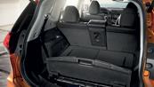 Nowy Nissan X-Trail dla Twojej firmy - Pojemność bagażnika