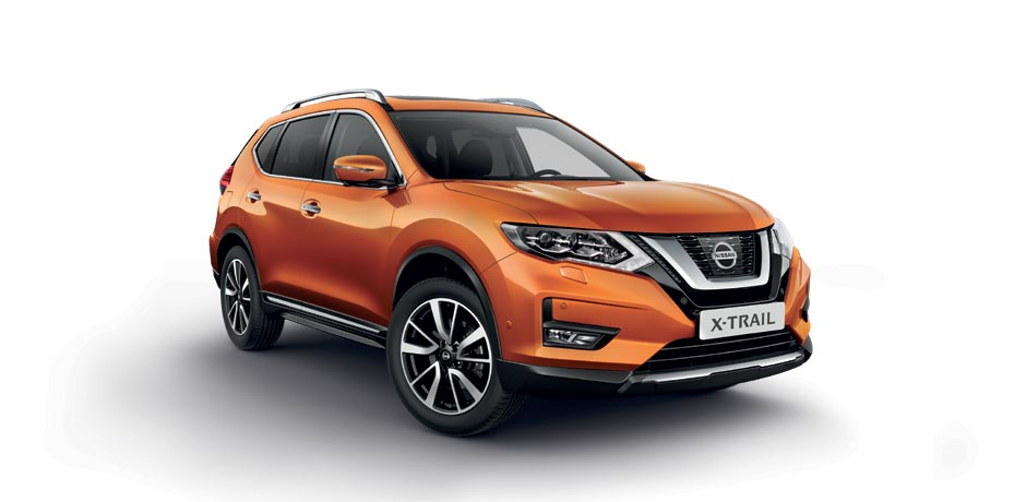 New Nissan X-Trail for your business fleet