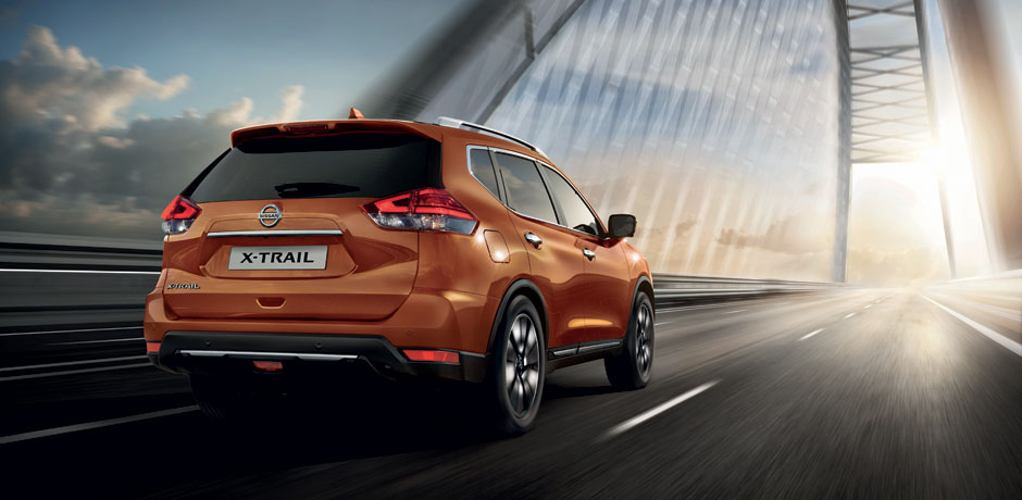 Compagny car: New Nissan X-Trail