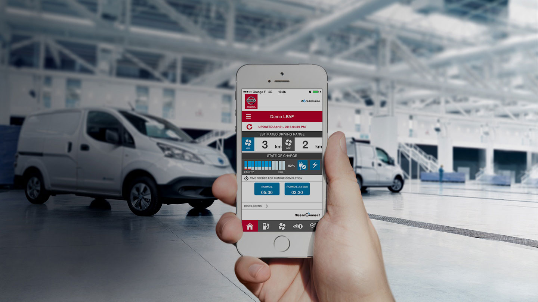 Nissan CARWINGS-technologie