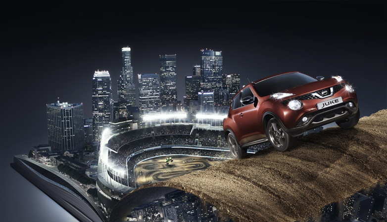 Nissan JUKE, Compact Crossover
