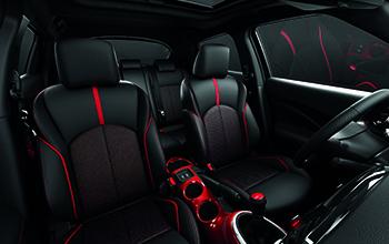 Nissan Juke - Diseño interior