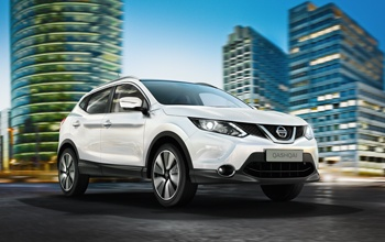 Design do Nissan QASHQAI