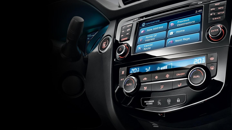 Nissan QASHQAI NissanConnect