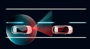 Frenada de emergencia preventiva de Nissan