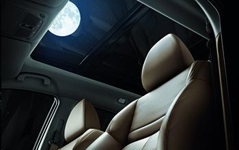 Design intérieur Nissan X-TRAIL