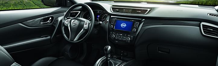 Technologie du Nissan X-TRAIL