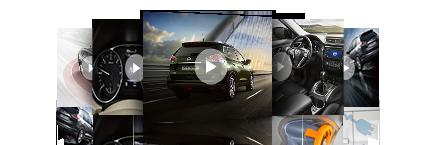 Nissan X-Trail – videa